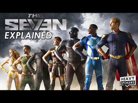 The Boys: The Seven Explained: Members, Powers, Comic Book Comparison And More