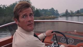 Live and Let Die Rescore - The Heroin Farm & Boat Chase