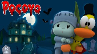 NOVO EPISÓDIO | Maratona de Halloween do Pocoyo