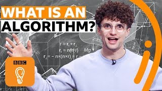 What exactly is an algorithm? Algorithms explained | BBC Ideas