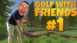 Golf With Friends #1   Golf z przyjaciółmi