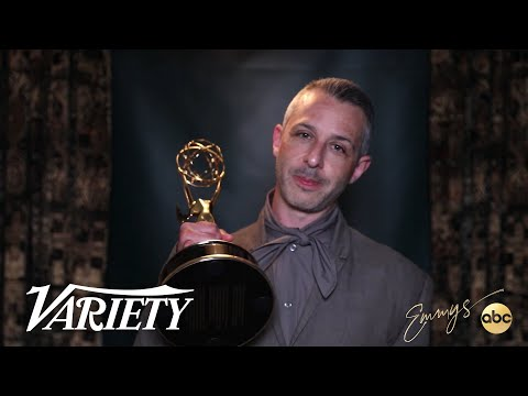 Jeremy Strong's Says 'Succession' Season 3 Filming This Year – Emmys 2020 Full Backstage Interview