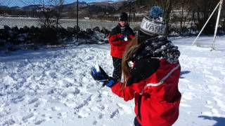 preview picture of video 'Cap de Setmana a la Cerdanya. Camping Bellver'