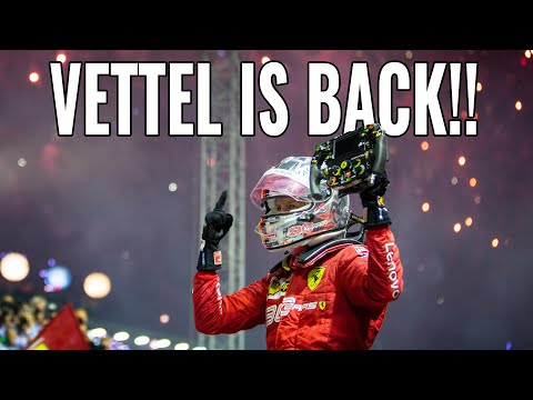 HERE IS WHY VETTEL BEAT LECLERC IN SINGAPORE! | F1 GP HIGHLIGHTS