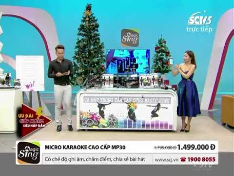Magicsing MP30 (SCJ TV SHOPPING 12052017)