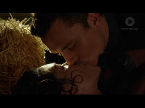 Paige and Jack kiss and sleep together & get back together scene ep 7473