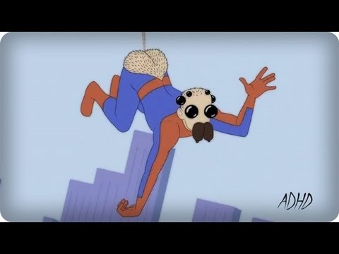 Scientifically Accurate Spider-Man Is Freakishly Gross