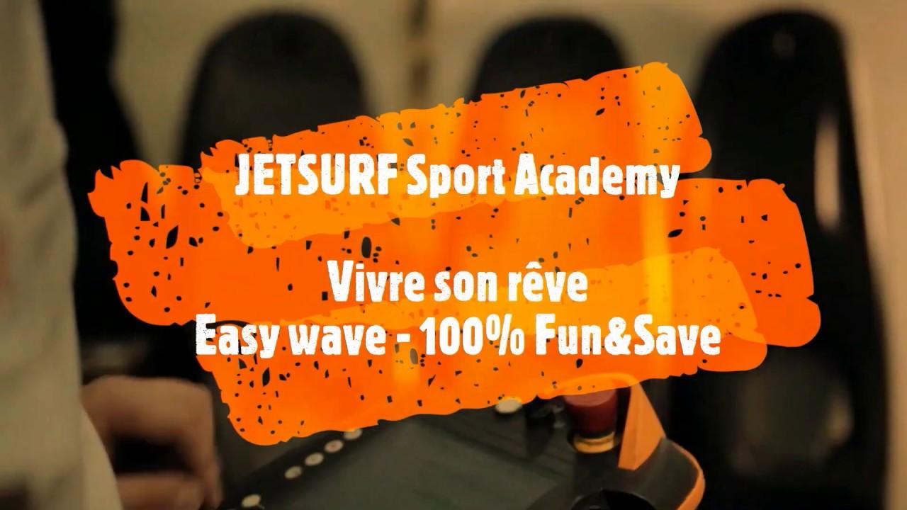 Jetsurf Academy Schweiz France