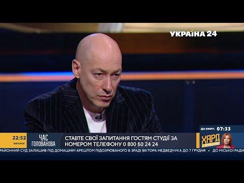 Гордон об Ани Лорак, поездках украинцев в РФ и о том, пускать ли в Украину российских артистов