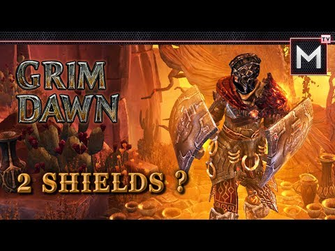 Totally Normal Shield - Grim Dawn