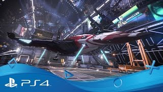 Elite: Dangerous | PS4 Announcement Trailer | PS4