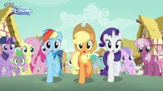 fanmade disney channel russia promo my little pony equestria