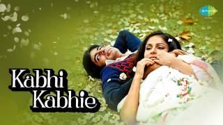Main Har Ek Pal Ka Shayar Hoon - Mukesh - Kabhi   - YouTube