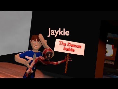 The Demon Inside- [Official Music Video]-Jaykle