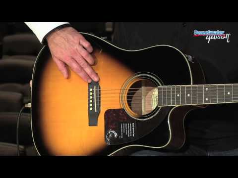 Đàn Guitar Acoustic Epiphone AJ-220SCE