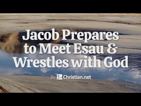 Genesis 32: Jacob Prepares To Meet Esau & Wrestles With God | Bible Story (2020)