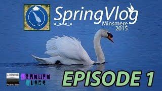 SpringVlog Episode 1 | Minsmere RSPB