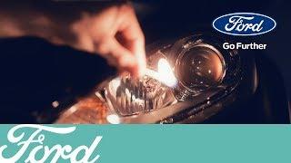 Hoe vervang je de lampen van de voorlichten van jouw Ford?