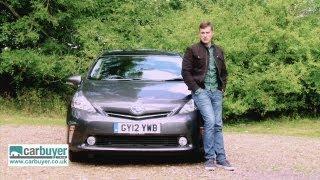 Toyota Prius Plus (ZVW40/41) 2011 - 2021