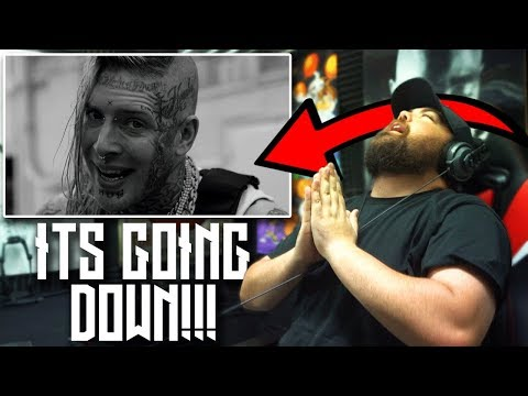 """RAPPER REACTS to Tom MacDonald - """"Lethal Injection"""" (MAC LETHAL DISS)"""