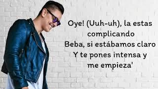Joey Montana, De La Ghetto Y Noriel   Yo Te Llamo (Letra)