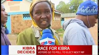 KIBRA DECIDES: Voters content with voting process so far