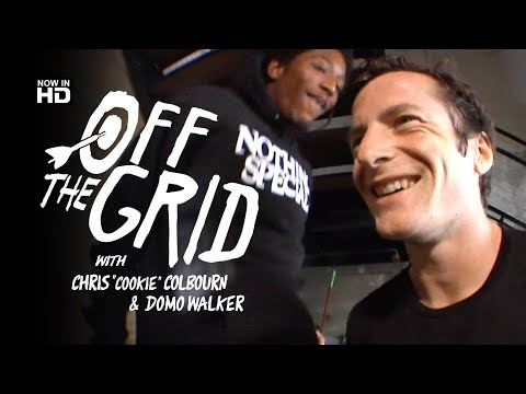 Chris Colbourn & Dominick Walker - Off The Grid