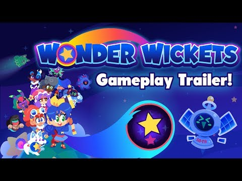 Wonder Wickets: Gameplay Trailer thumbnail