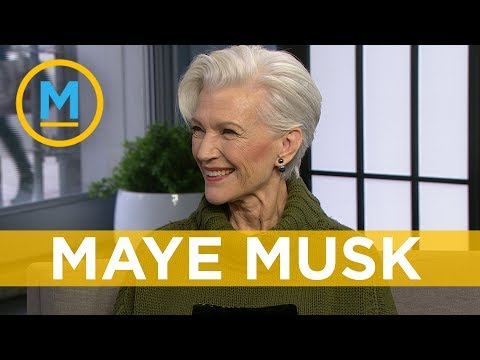 Sample video for Maye Musk