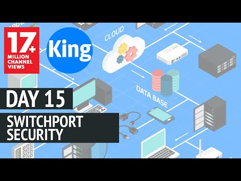 200-301 CCNA v3.0 | Day 15: Switchport Security | Free Cisco ...
