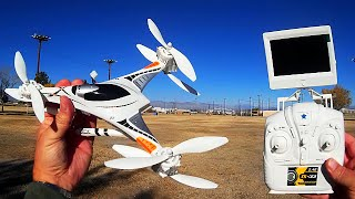 Cheerson CX-33S FPV Drone Flight Test Review