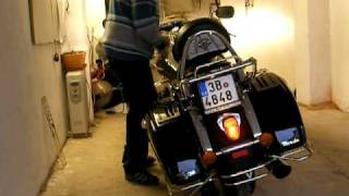preview picture of video 'Kawasaki VN 1600 Vance & Hines'