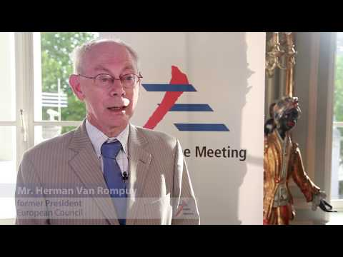 ASEM according to Herman Van Rompuy, former President of the European Council