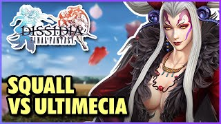 Destiny Odyssey VIII-5 (Squall vs Ultimecia) - Final Fantasy: Dissidia (US Version)