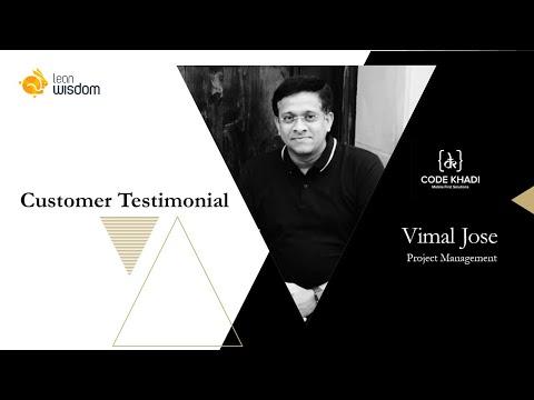 Happy Customer Review - Vimal jose