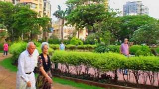 Joggers Park in Bandra, Mumbai
