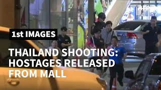 Attack in Thailand: hostages are released from mall | AFP