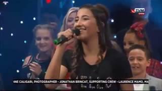Junior Eurovision 2018 Malta winner Ela Mangion