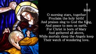 O little town of Bethlehem - Christmas Carol (with lyrics)