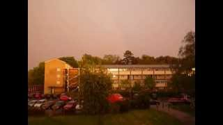 Lightning over Harlow