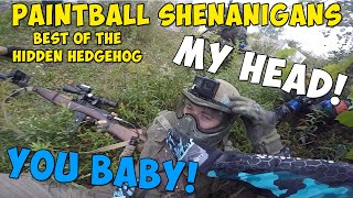 PAINTBALL FUNNY MOMENTS & FAILS  ► Paintball Shenanigans (Best of The Hidden Hedgehog)