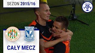 Zagłębie Lubin - Lech Poznań [2. połowa] sezon 2015/16 kolejka 05