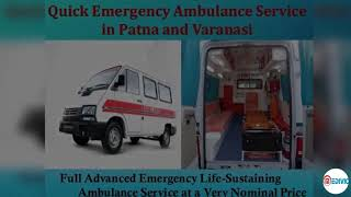 Supreme Emergency Medical Solution by Medivic Ambulance Service in Patna