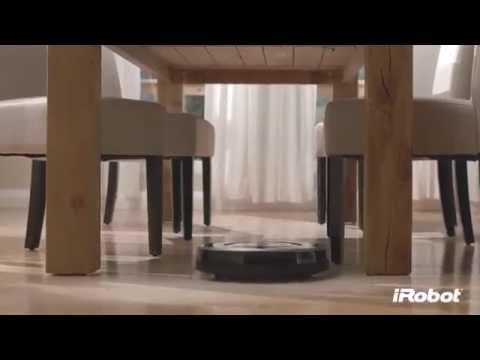 หุ่นยนต์ดูดฝุ่นอัจฉริยะ Roomba 880