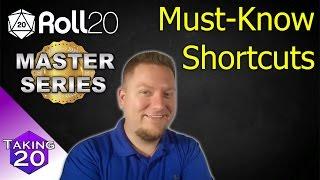 Roll20 Basics - Macros Made Simple - Смотреть видео