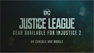 Trailer Justice League skin-pack