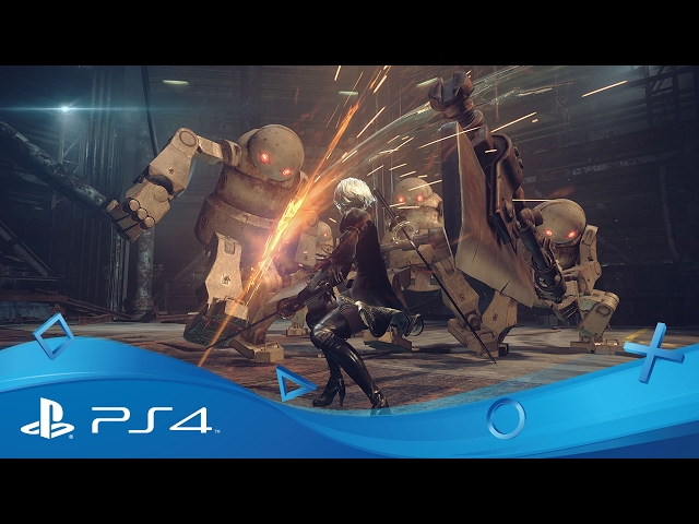 NieR: Automata | Elegant Destruction | PS4
