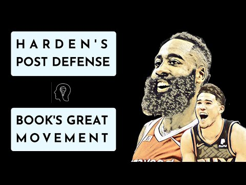 Harden's post defense, Booker's movement & Rubio's passing | 5 Thoughts