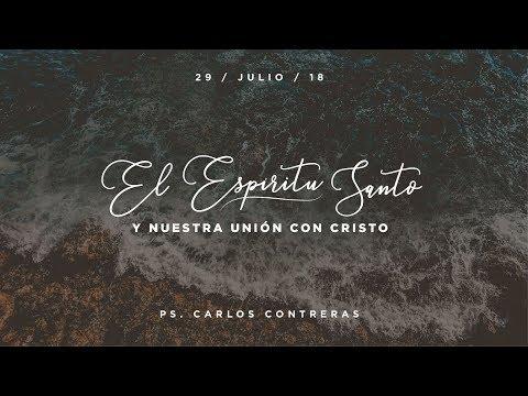El Espíritu Santo y nuestra Unión con Cristo