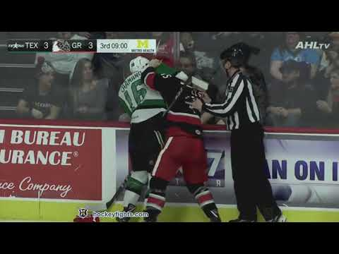Turner Elson vs. Nicholas Caamano